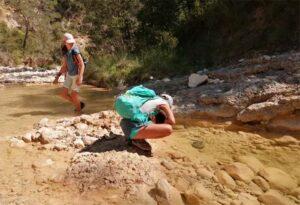 Pitchoun rivière sauvage @ Montlaux