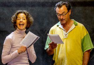 Stage : lecture à haute voix @ Hameau des Boyers