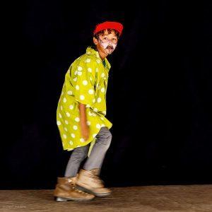 Stage enfants-ados  (6-13 ans) : théâtre et expression gestuelle @ Montlaux
