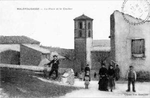 Visite commentée du village de Mallefougasse @ Mallefougasse