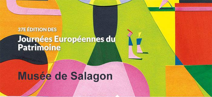 Journées Européennes du patrimoine à Salagon