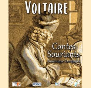 """Spectacle """"Voltaire, contes souriants"""" @ Lardiers"""
