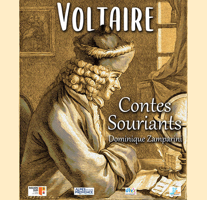 """Spectacle """"Voltaire, contes souriants"""""""