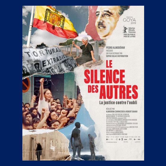 Projection du film «Le silence des autres»