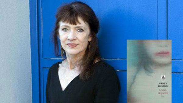 Nancy Huston au Bleuet!
