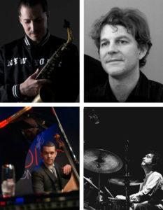 Concert du Plume Quartet à L'Osons @ l'Osons Jazz Club