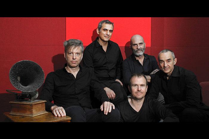 Concert à L'Osons: Claude Tchamitchian Quintet