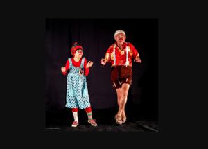 Stage : Clown & Mouvement sensoriel @ Hameau des Boyers