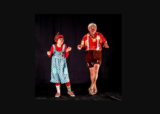 Stage: Clown & Mouvement sensoriel