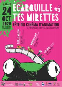 Écarquille tes mirettes #3 : Fête du cinéma d'animation @ Pierrerue