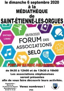 forum des associations @ SELO