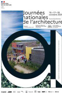 """Exposition """"1977-2017 : Architectures d'intérêt public en région PACA"""" @ Maison des Métiers du Livre"""