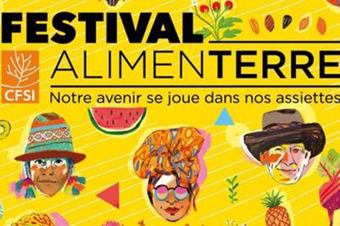 Festival ALIMENTERRE au restaurant associatif L'Aérodyne