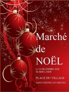 Marché de Noël à Selo @ Saint-Etienne-les-Orgues