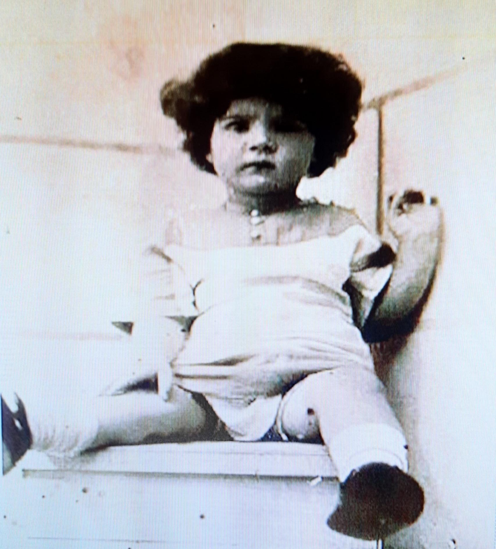 [portrait]Rose Lafoy est née en 1920