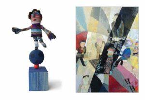 Exposition Voisinages - Caroll Bertin / Yves Nioré @ Galerie Pigments