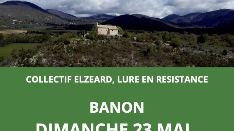 [info] Mobilisation Elzéard