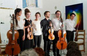 Concert des RMHP : OFF II jeunes musiciens @ Forcalquier