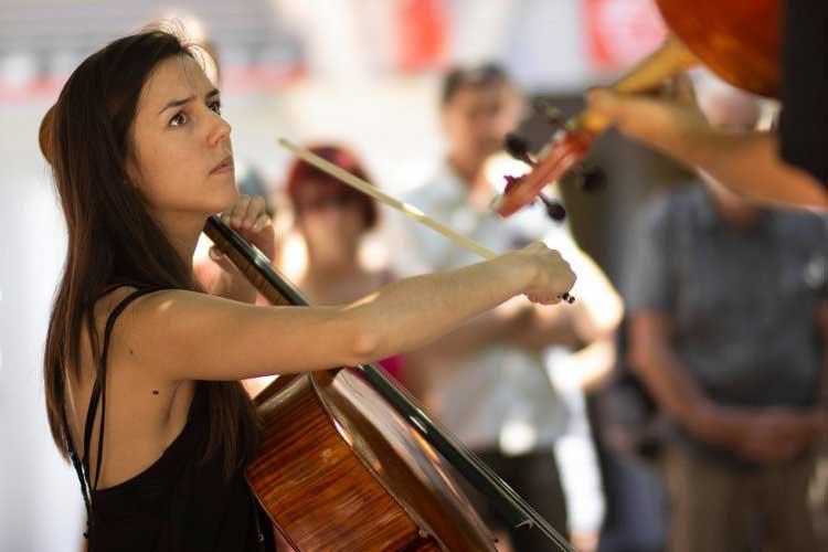 Concert des RMHP: OFF III jeunes musiciens