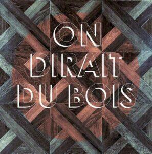 """Exposition """"On dirait du bois."""" @ Hôtel d'Astier"""