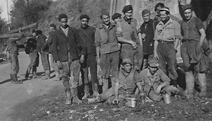 Corps de Mineurs et Corps de Charbonniers:  projections – rencontres
